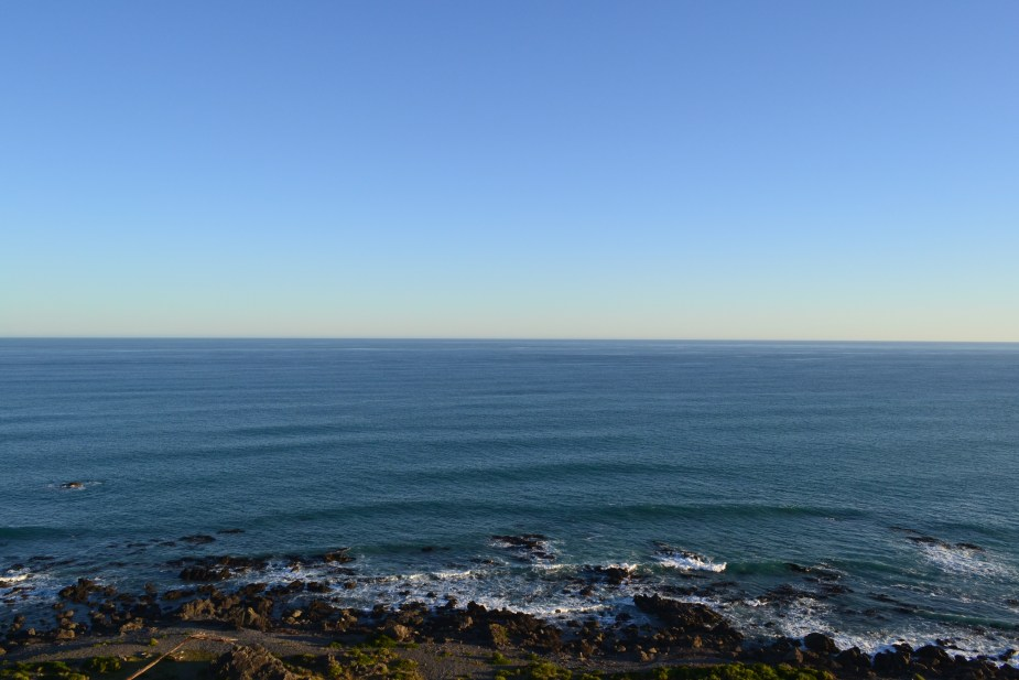 View from Cape Palliser