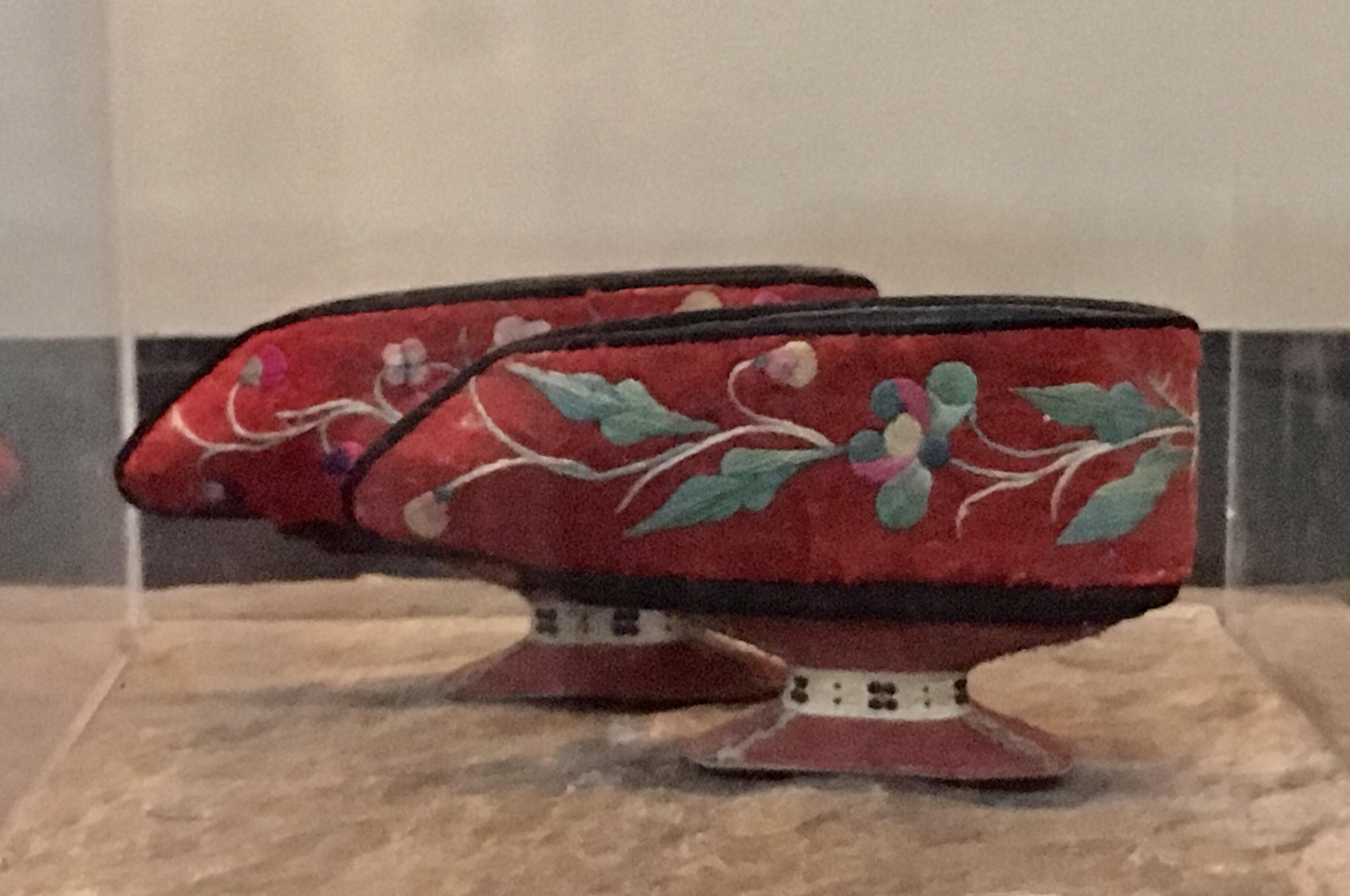 foot binding museum, Wuzhen, foot binding, golden lotus, china, foot binding china, image by jade Jackson