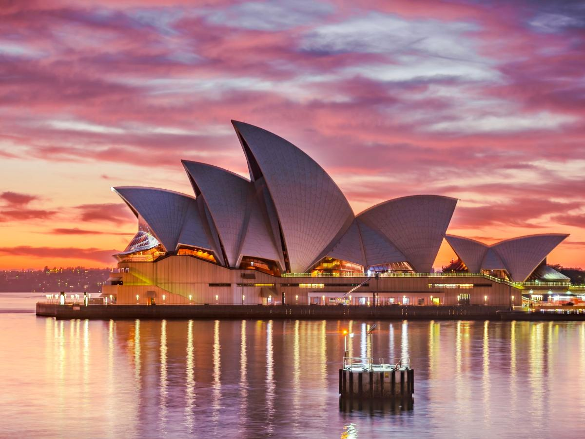 cheap flights Sydney