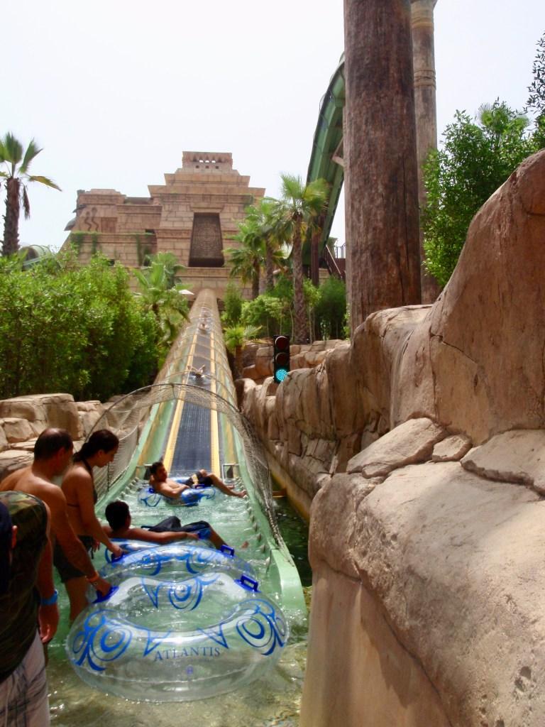 Atlantis Water Theme Park, Dubai, image by Jade Jackson