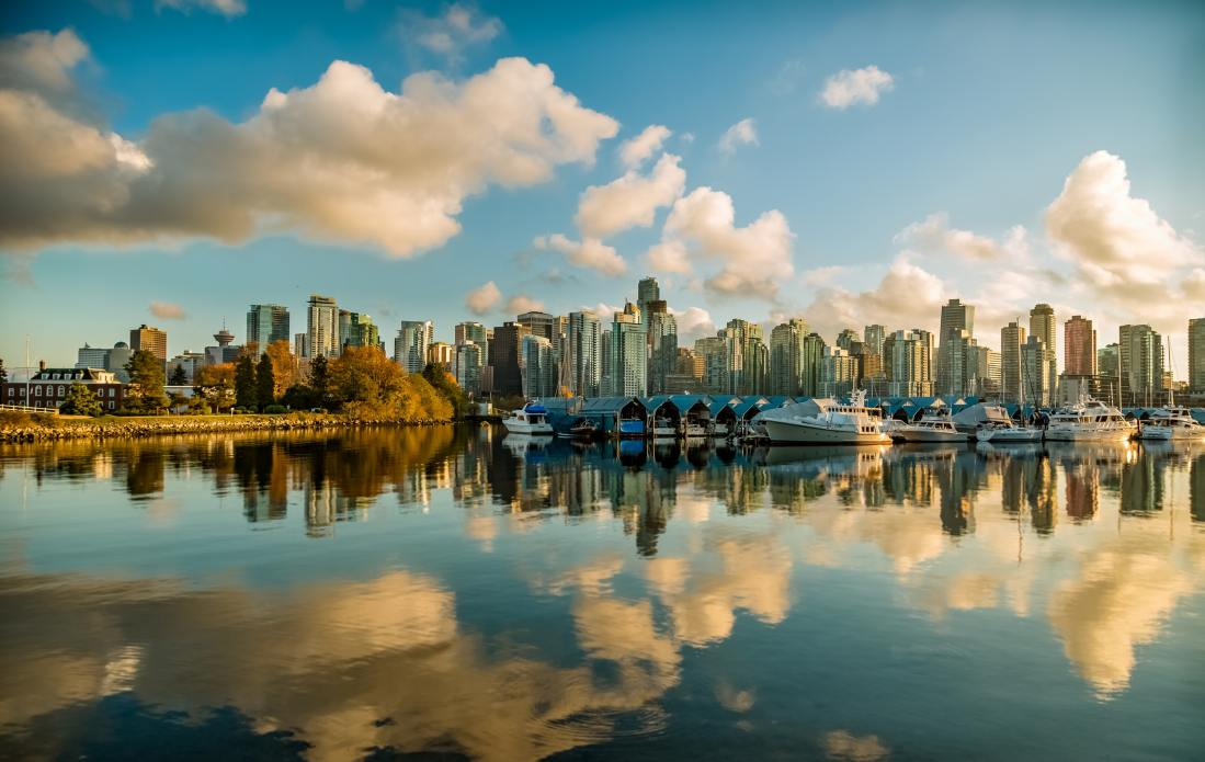 cheap flights Vancouver
