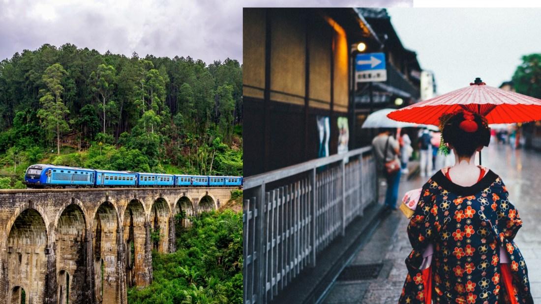 Sri Lanka or Japan