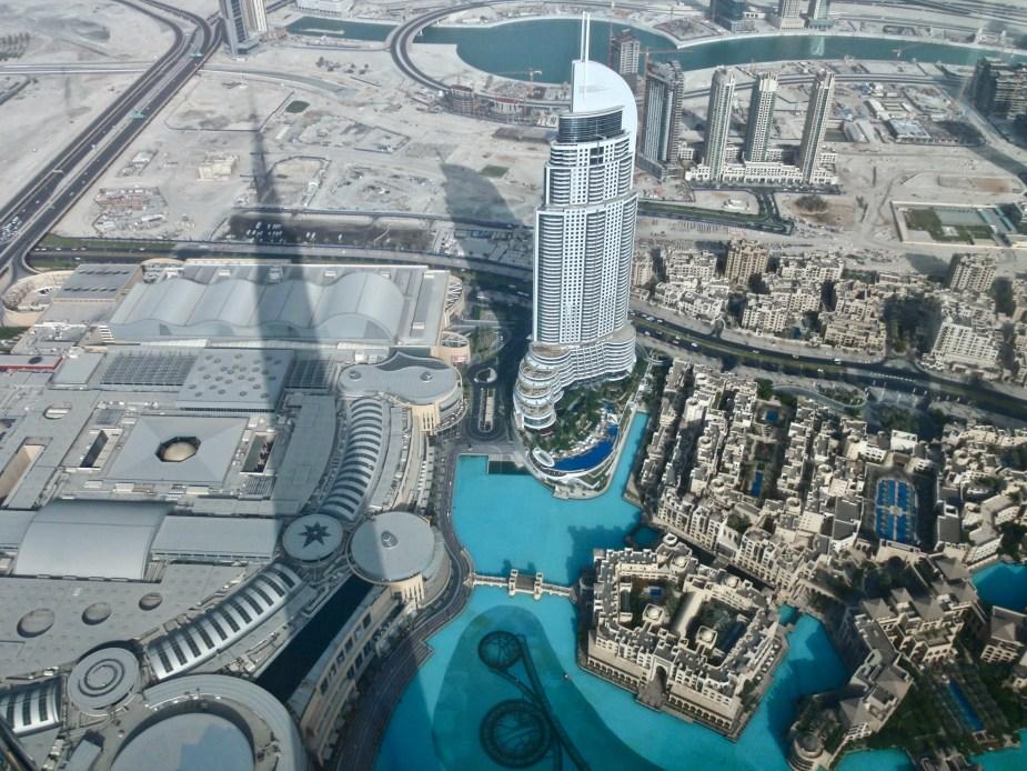 Burj Khalifa, Dubai Mall, Dubai, Dubai shopping cheap emirates flights, image by Jade jackson