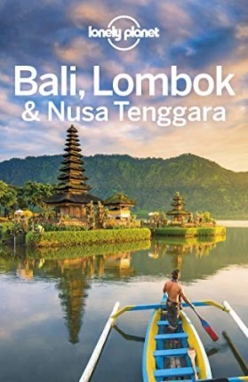 Lonely planet guidebook Bali