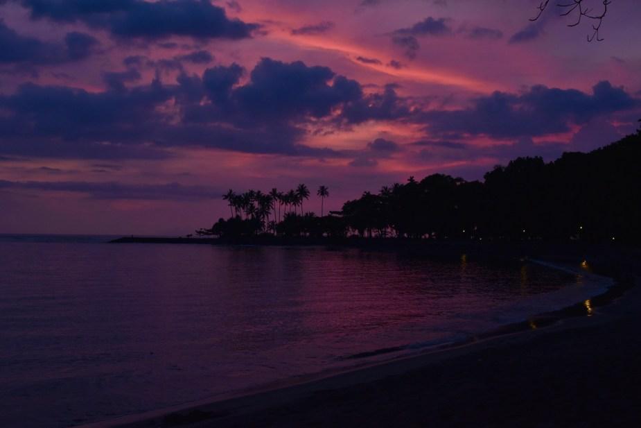 Sunset Lombok, Villa Pool Club Beach Resort Lombok, romantic sunset beach, private beach, Bali, Lombok Indonesia, image by Jade jackson