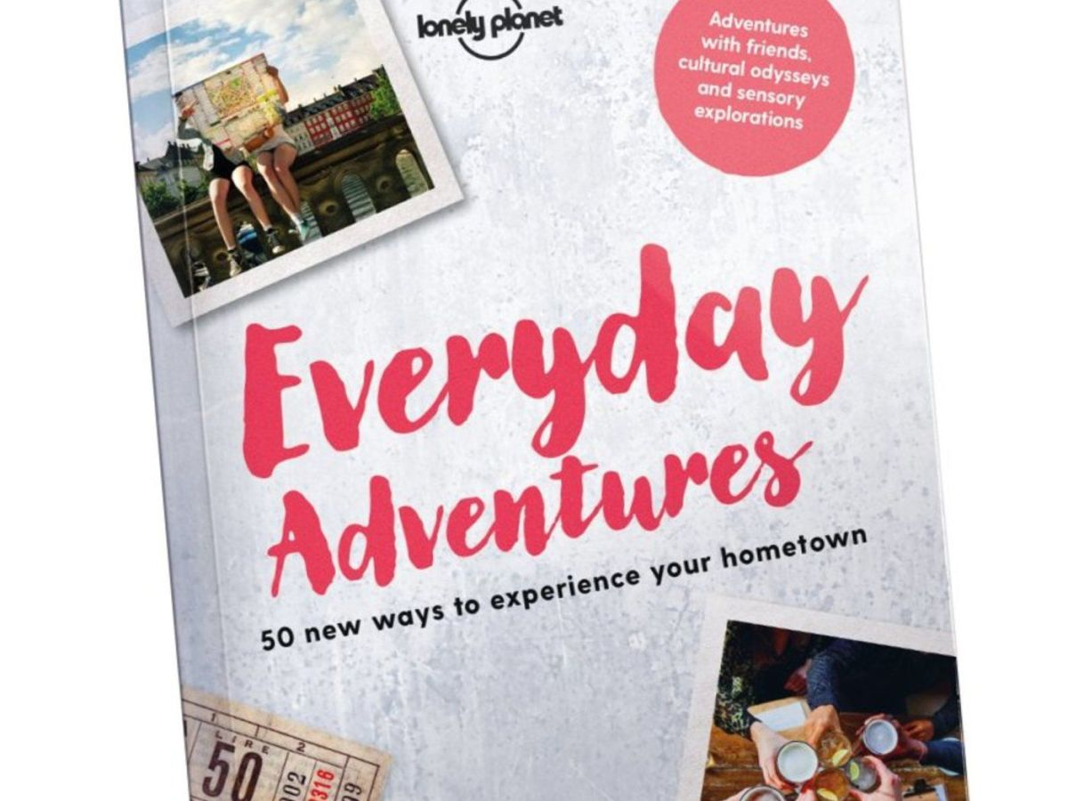 free lonely planet book everyday adventures