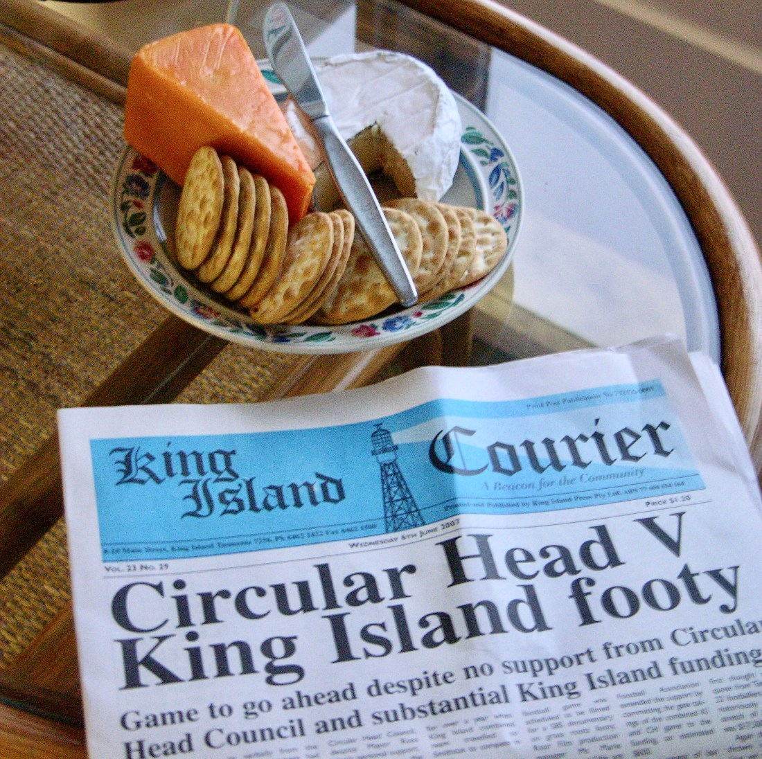 King Island Cheese, King Island Tasmania, Australia, cheese, King Island Australia, image by Jade Jackson