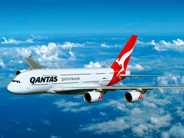 qantas cheap flights to USA