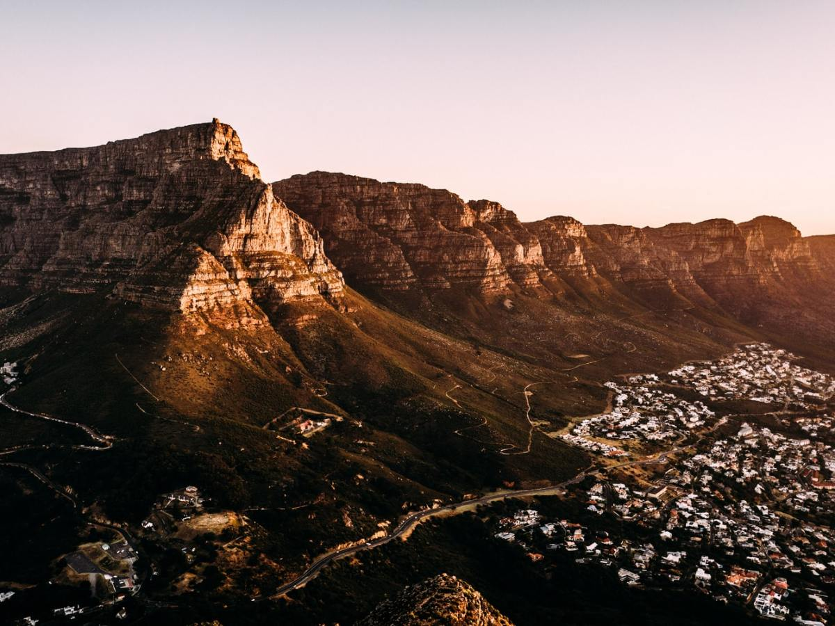cheap flights to Capetown