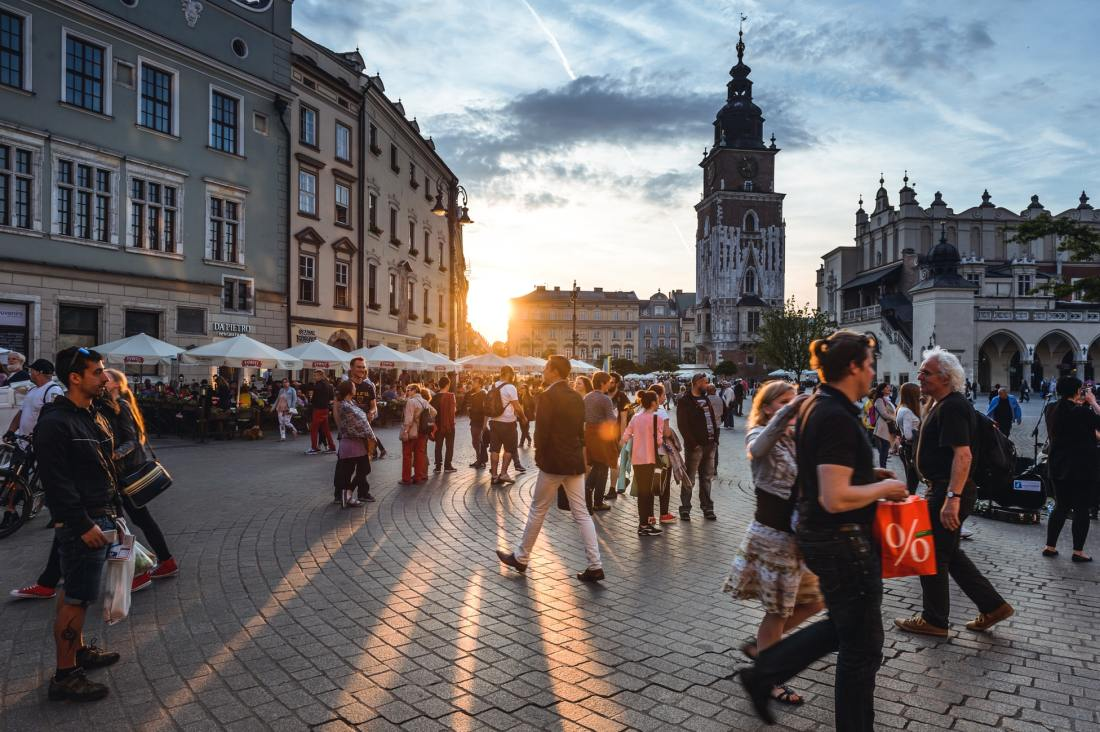 cheap flights Poland