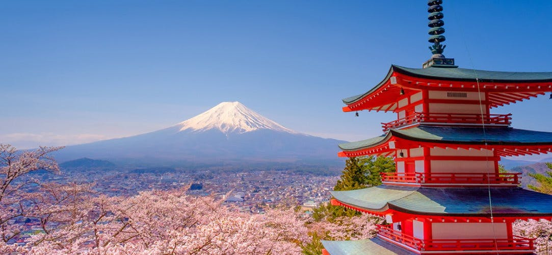 book cheap flights to Japan
