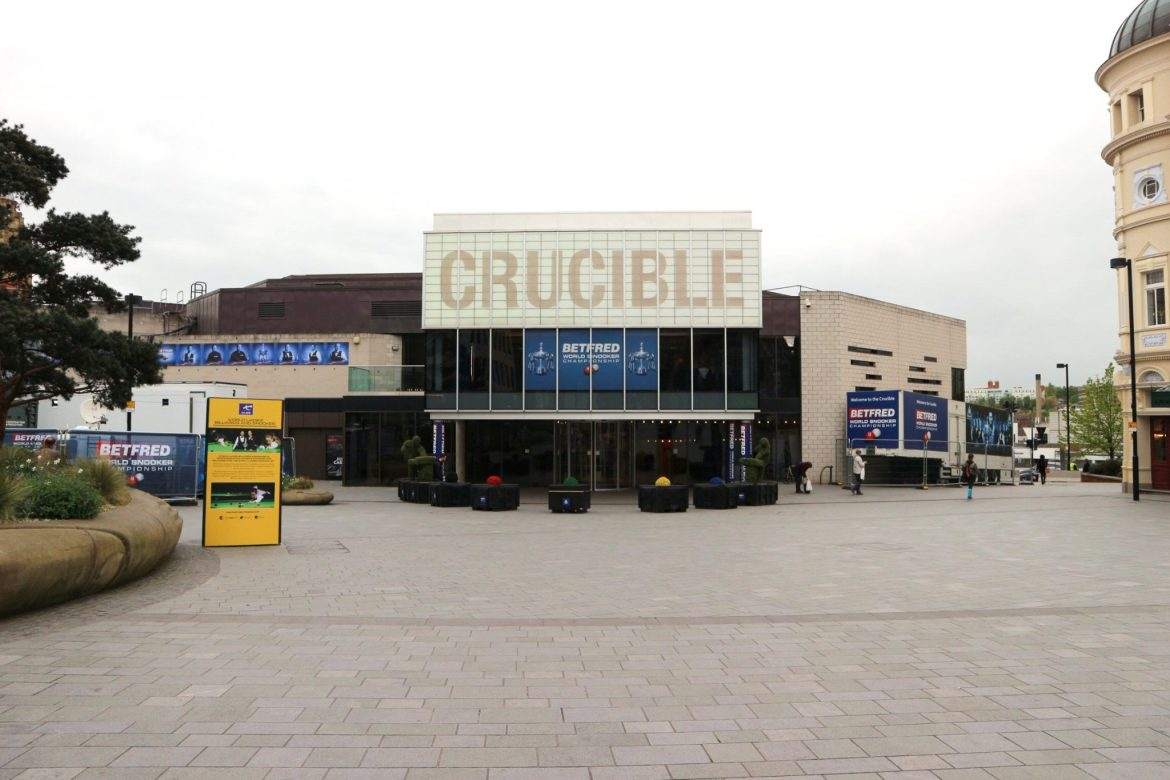 The Crucible Theatre Sheffield