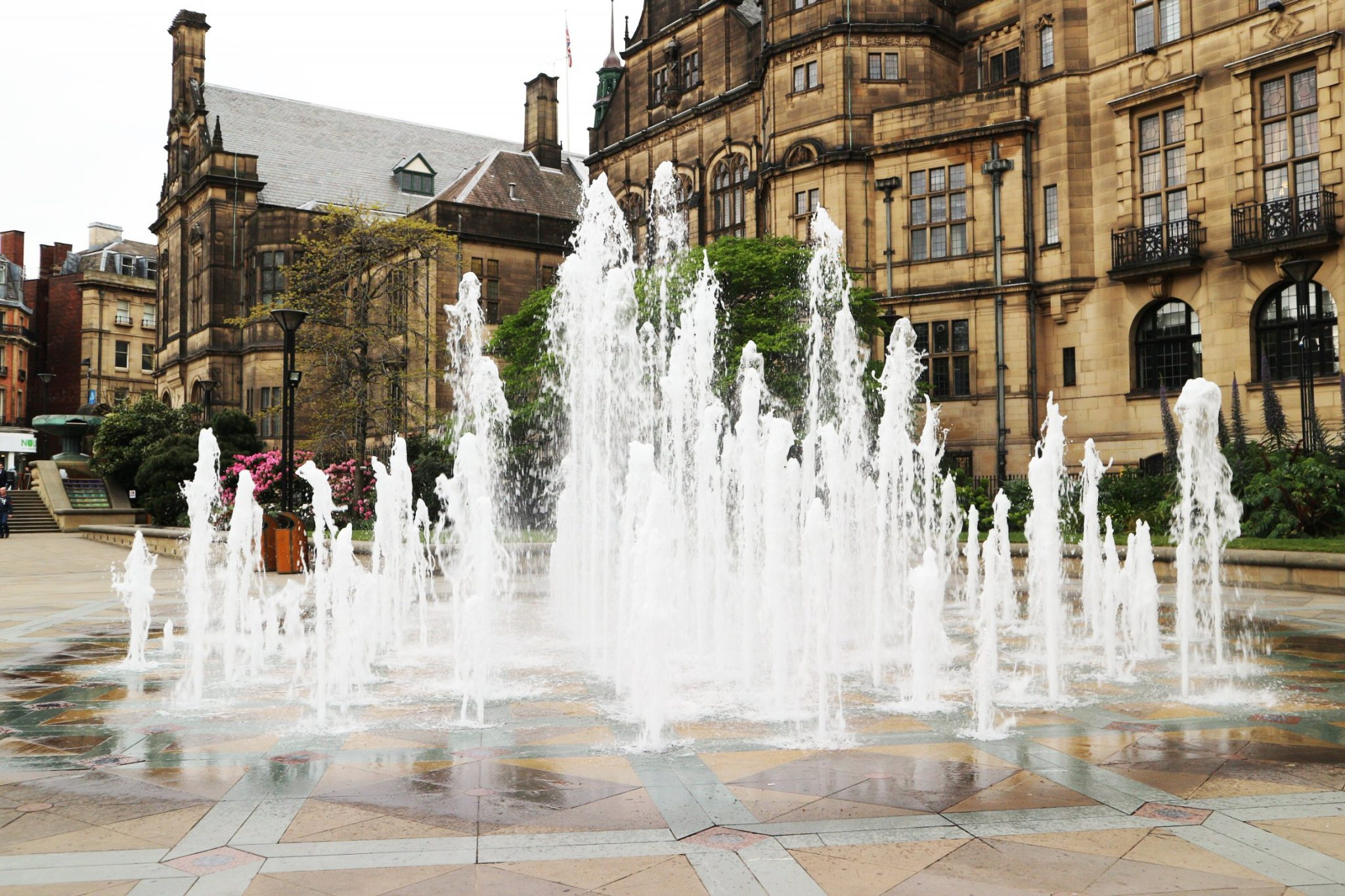 Fountains Sheffield