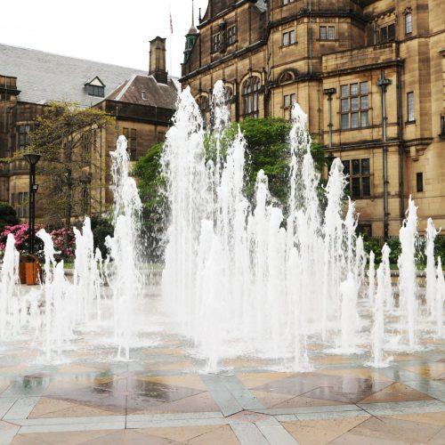 Fountains Sheffield