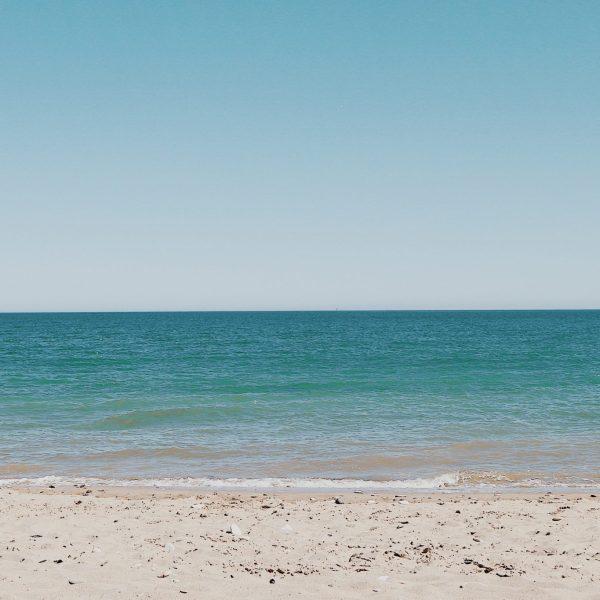 Bridlington Seaside | Beach + Sea
