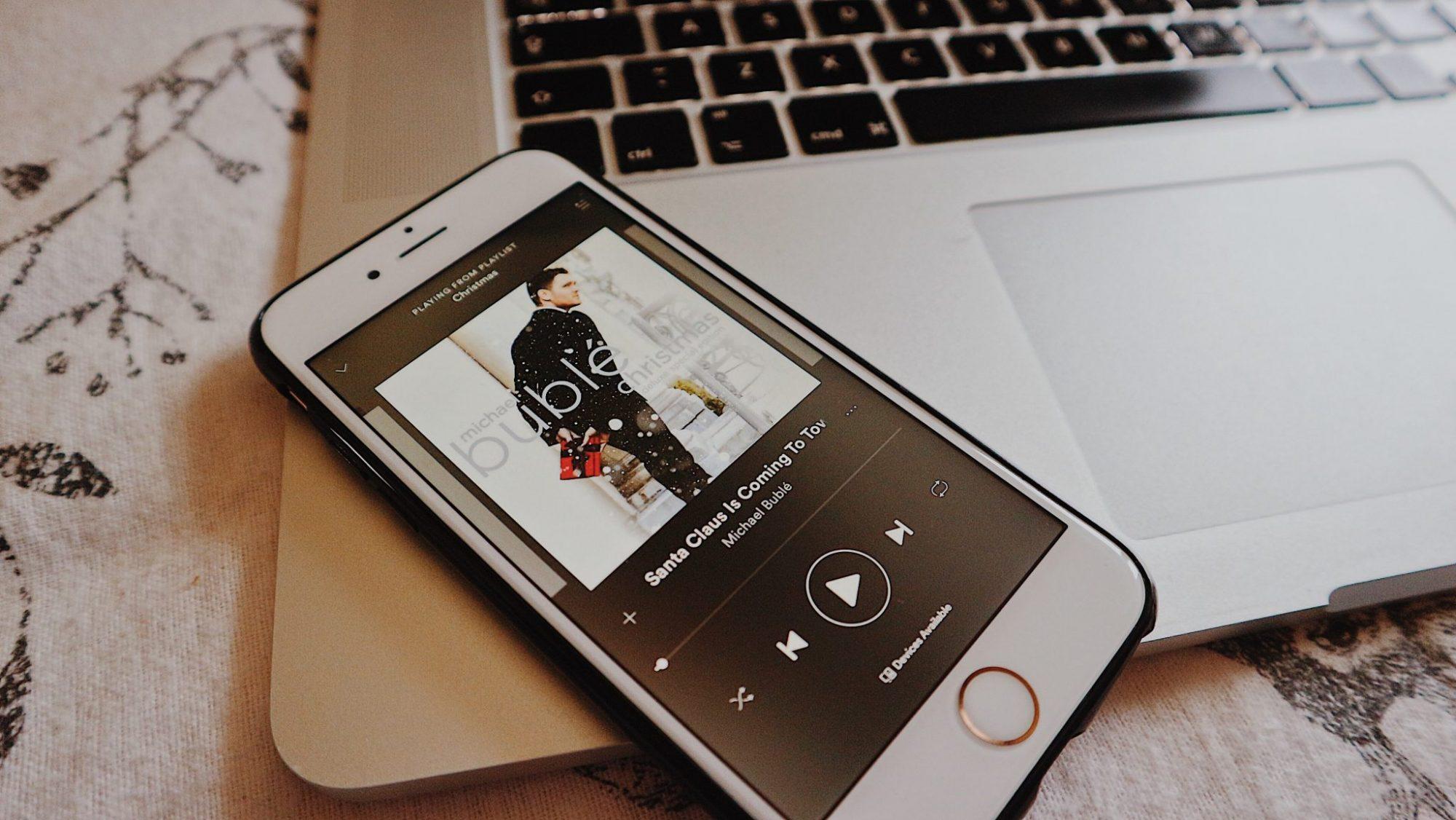 Michael Buble Spotify
