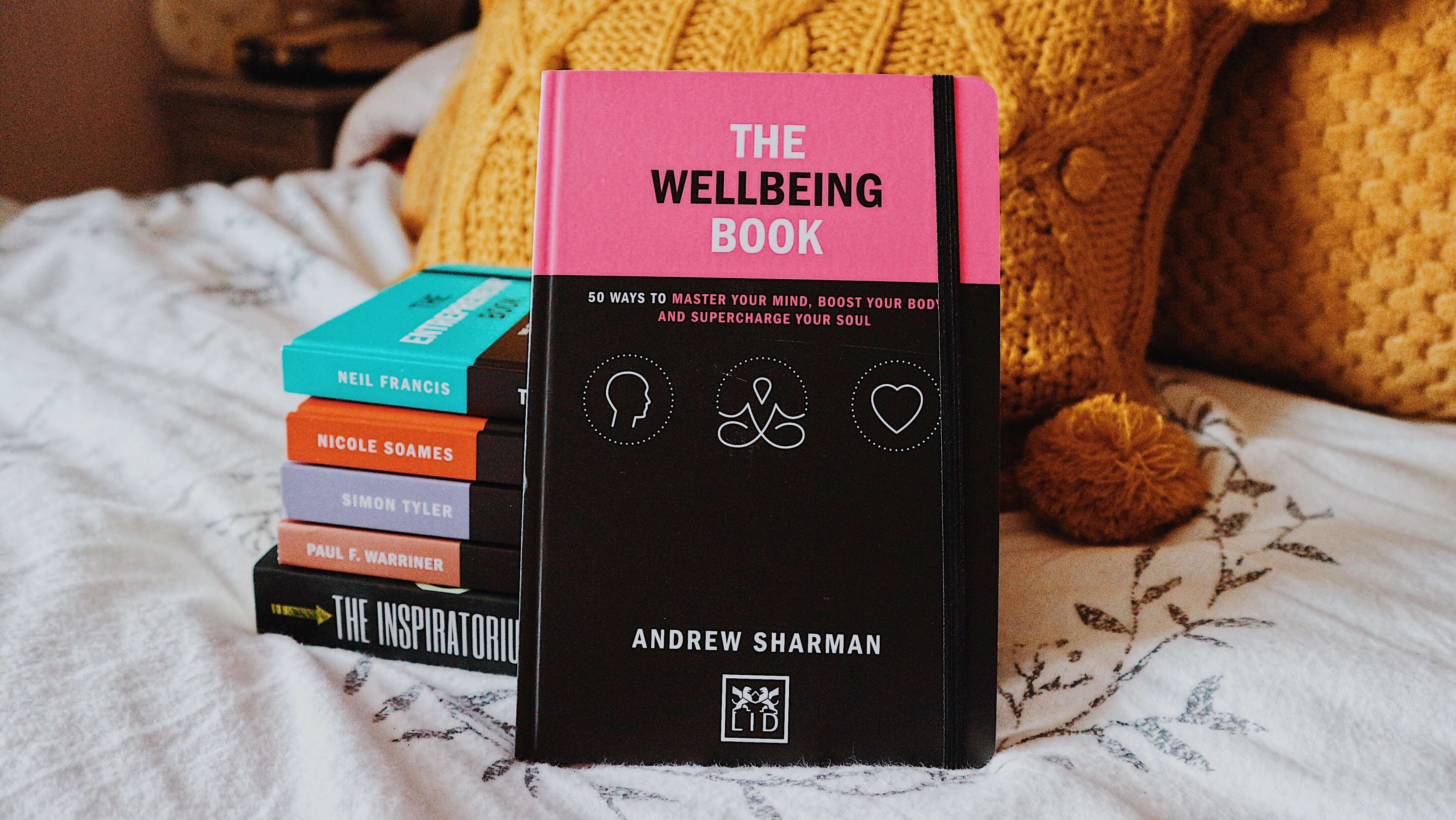 The Wellbeing Book | LID Publishing