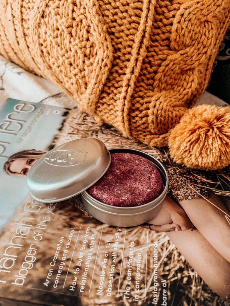 Jason and the Argan Oil Packageless Shampoo Bar • Zero Waste • No Plastic • Lush Cosmetics