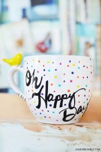 Kardashians and Hand Painted Mugs - JADERBOMB
