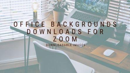 OFFICE BACKGROUNDS DOWNLOADS FOR ZOOM Jade Sage LLC