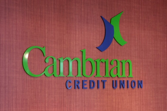 cambrain credit union winnipeg signs