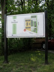 Directional - Condo Map Sign