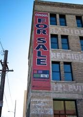 Large Building Event Banner