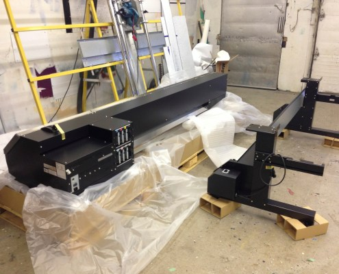 printer setup and unpack