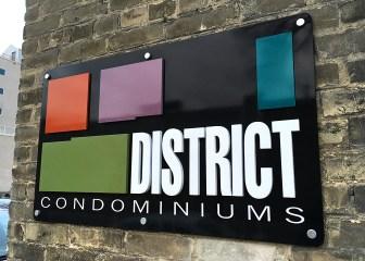 Entrance - District Condos