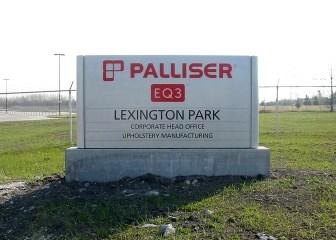 Entrance - Palliser