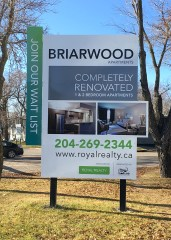 Billboard - Briarwood