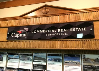 Office Signs  - Capital