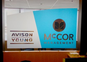 Office Signs - McCor