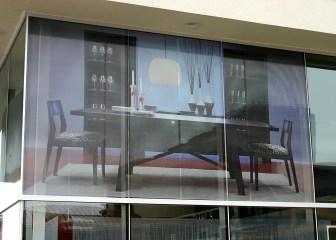 Window and Wall - Dining Ikea