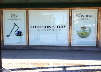 Window and Wall - Hudsons Bay