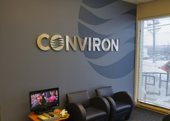 Window and Wall - Conviron Logo