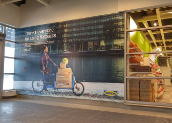 Window and Wall - Ikea