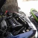 Mobil mogok starter ga kuat jangan panik sepeda motor bisa dijadikan solusi sementara accu soak dan alternator ga ngisi