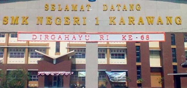 Alamat BKK SMK N 1 Karawang
