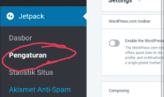 Cara mengkoneksikan post otomatis ke sosial media faceboook twitter dll menggunakan plugin Jetpack