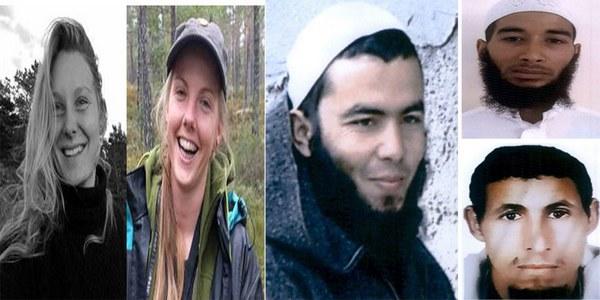 """الوكيل العام يكشف حقيقة فيديو مبايعة الموقوفين الأربعة لزعيم """" داعش """""""