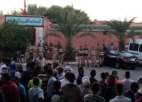 إدارية مراكش تعزل رئيس جماعة بالرحامنة بعد أحداث عنف دموية خطيرة