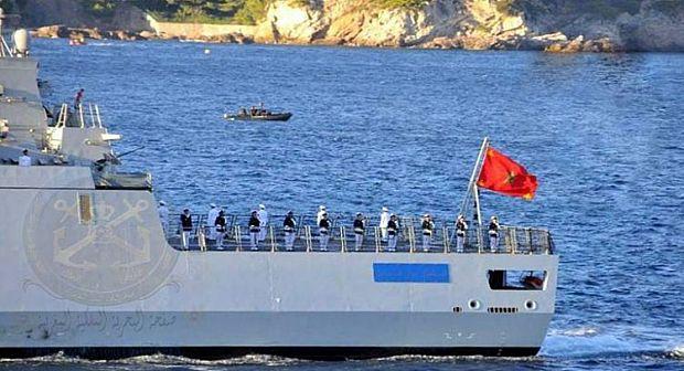 البحرية الملكية تقدم المساعدة لـ196 مرشحا للهجرة السرية من بلدان إفريقيا