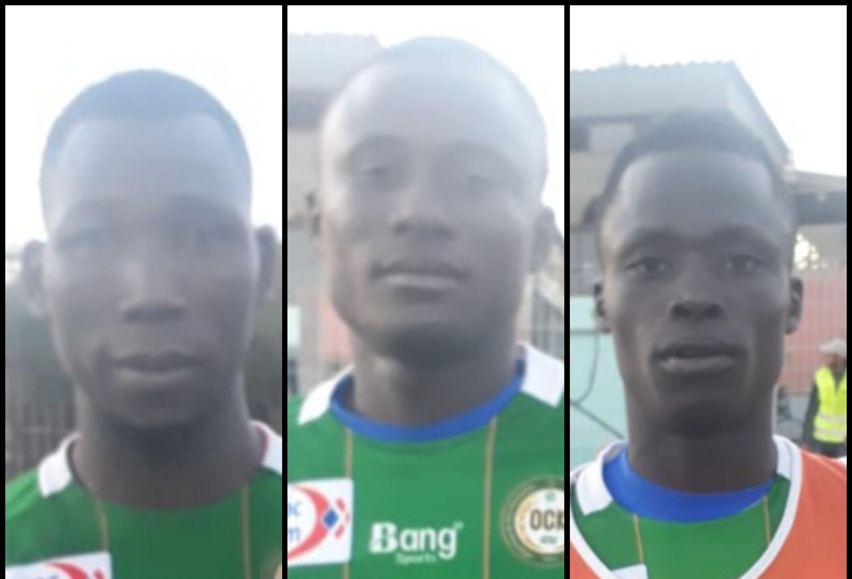 أولمبيك يُجرّبُ لاعبين أفارقة لاختيار ثلاثة منهم
