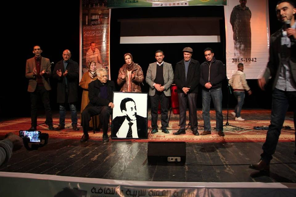 بالصور : جمعية الشعلة تحتفي بأفضل رئيس مجلس بلدي في تاريخ بني ملال