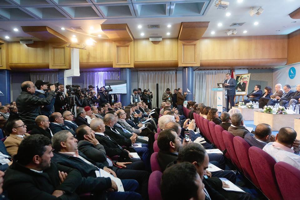 أخنوش:لا وجود لجي 7 ودعمنا للتجار يخالف رئاسة الحكومة ولن يتوقف