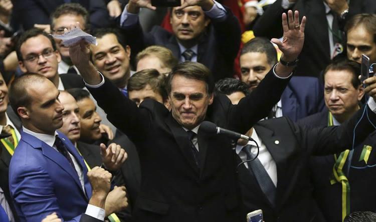 تنصيب جايير بولسونارو رئيسا جديدا للبرازيل