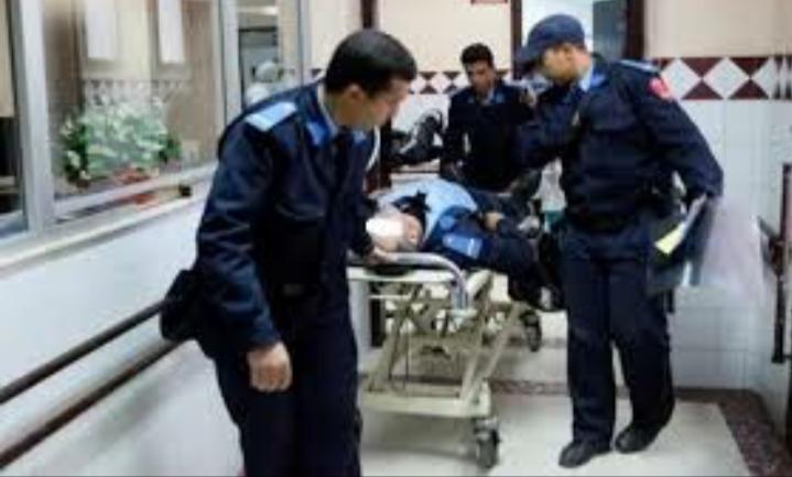 استفار أمني بمراكش بعد إصابة رجل أمن بحجر من قبل مجهولين