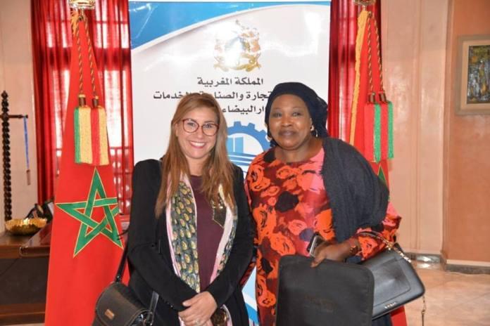 انتخاب حياة بركا بالإجماع رئيسةً للاتحاد العام لمقاولات المغرب بالدار البيضاء-سطات