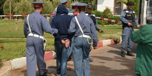 """اعتقال مروج """"ماء الحياة"""" بأولاد أمراح ضواحي سطات"""